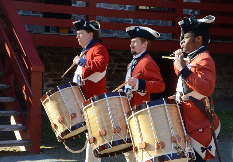 Colonial and Revolutionary War Era Musicians 2